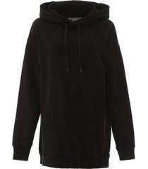 maison margiela over sweatshirt hoodie number