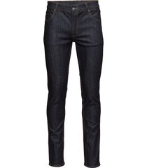 tight blue dry slimmade jeans blå cheap monday