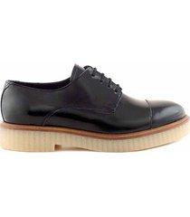 zapato negro briganti mujer valera