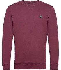 piece sweatshirt sweat-shirt trui paars les deux