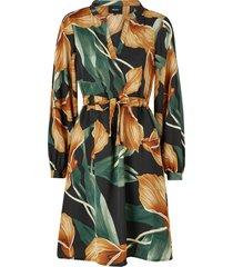 klänning obj fania l/s short dress