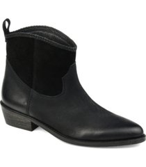 journee collection signature women's carmela bootie women's shoes
