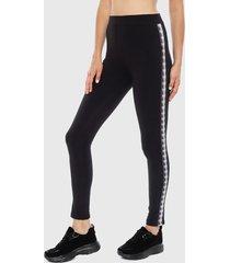 legging everlast mysterious negro - calce slim fit
