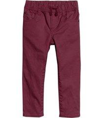 jeans color boy slim morado gap
