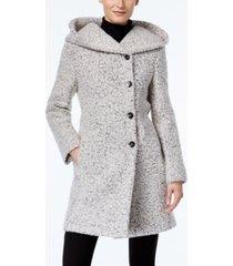 cole haan signature asymmetrical walker coat