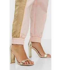 glamorous glamorous snake heels high heel
