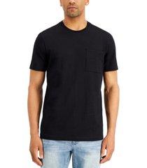 alfani men's pocket t-shirt, created for macy's