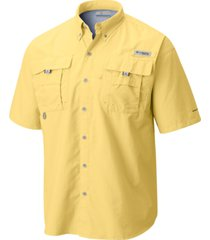 columbia men's pfg bahama ii short sleeve shirt