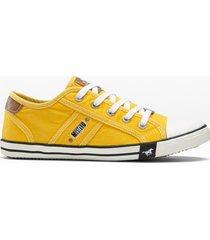 sneaker mustang (arancione) - mustang