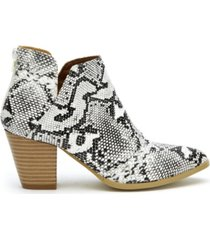 matisse coconuts by matisse polly bootie women's shoes