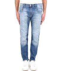 skinny jeans replay m914y 000 573 814 010