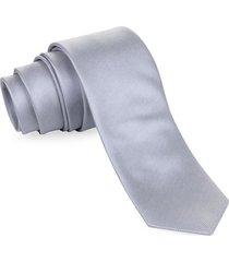 gravata slim prata celebrate - kanui
