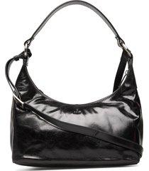 salerno shoulder bag robbie bags top handle bags zwart adax