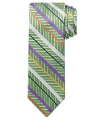 reserve collection herringbone stripe tie clearance