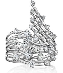 hueb luminus diamond ring, size 7 in white gold at nordstrom
