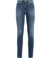 iris super skinny jeans