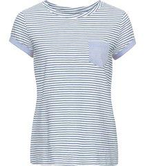 maglia a manica corta (bianco) - john baner jeanswear