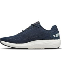 zapatilla azul under armour charged pursuit 2