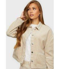 jacqueline de yong jdykira life welt pocket jacket pnt jeansjackor