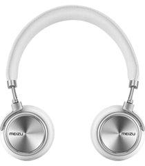 audifonos diademade metal plegable meizu hd-50 - blanco
