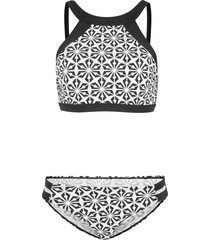 bikini a bustier (set 2 pezzi) (beige) - bpc bonprix collection