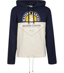 lanvin maison hoodie