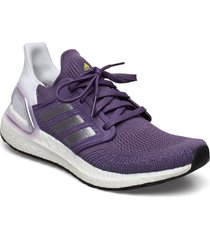 ultraboost 20 w shoes sport shoes running shoes lila adidas performance