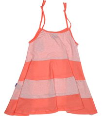 vestido naranja cante pido coraline ii trilla