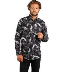 overhemd pattern