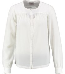 vero moda blouse snow white