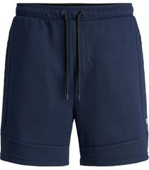 jack & jones bermuda donkerblauw plus size
