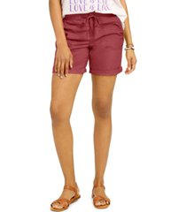 style & co bermuda shorts, created for macy's