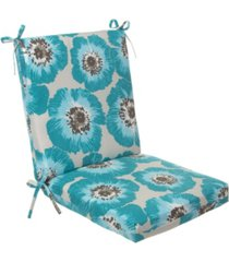 ef home decor indoor/outdoor square chair cushion