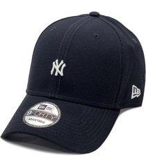 boné new era aba curva new york yankees mini logo - mlb
