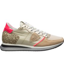 scarpe sneakers donna camoscio tropez