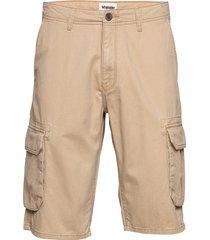 cargo short shorts casual beige wrangler