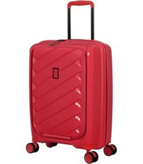 """it luggage 22.8"""" influential carry-on spinner"""