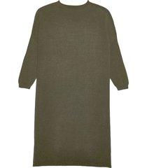 apparis taylor fine knit dress - green
