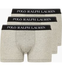 polo ralph lauren classic trunk 3-pack boxershorts andover
