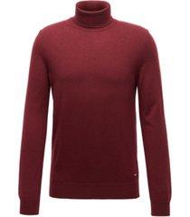 boss men's t-bernado turtleneck sweater