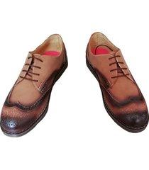 zapatos oxford outfit italia corrido vintage  miel