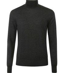 dolce & gabbana regular fit turtleneck pullover