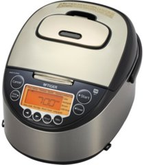 tiger induction heating 10 cup rice cooker warmer
