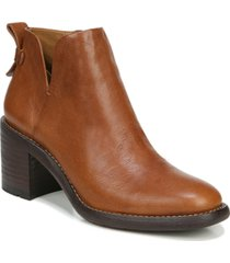 franco sarto klora booties women's shoes