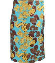 gianluca capannolo silk skirt