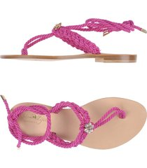 capri bijoux toe strap sandals