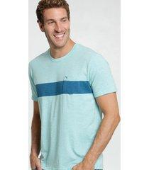 camiseta masculina flamê manga curta yacht master