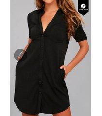 *vestidos para mujer limonni bennett li1175 cortos casuales