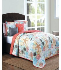 belize 5 pc king quilt set