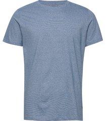 jermane t-shirts short-sleeved blå matinique